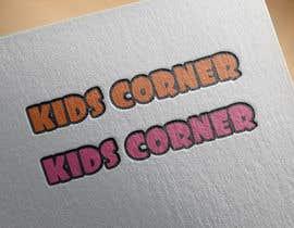 maqer03 tarafından Develop a Logo for Kids Clothing Shop ( Kids Corner ) için no 87