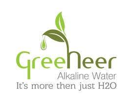 Nro 68 kilpailuun Design a Logo for Alkaline water käyttäjältä renishrac