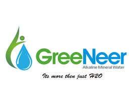 Nro 51 kilpailuun Design a Logo for Alkaline water käyttäjältä shobbypillai