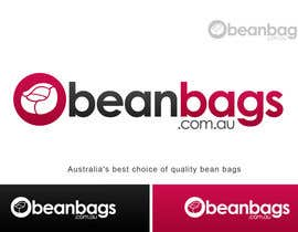 #102 para Logo Design for Beanbags.com.au and also www.beanbag.com.au (we are after two different ones) por Grupof5