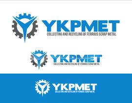 #628 para Redesign a Logo for the steel company UkrMet por taganherbord