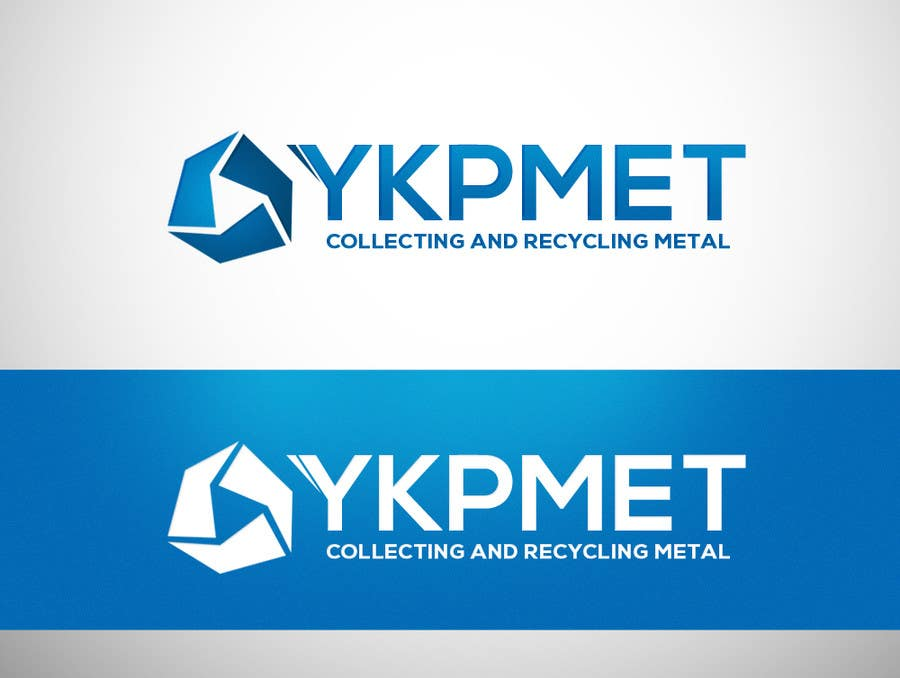 #60 for Redesign a Logo for the steel company UkrMet by Wbprofessional