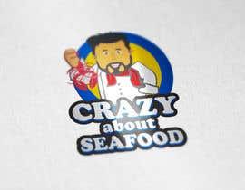 vallabhvinerkar tarafından logo for my   CrazyAboutSeafood.com için no 30