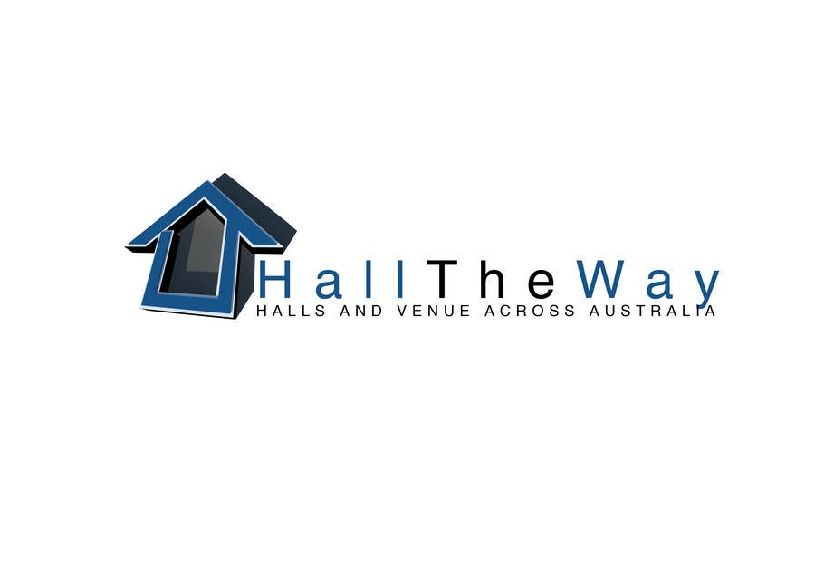 Proposition n°                                        430                                      du concours                                         Logo Design for Hall The Way