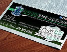 alberhoh tarafından Design an Advertisement for soccer camp için no 8