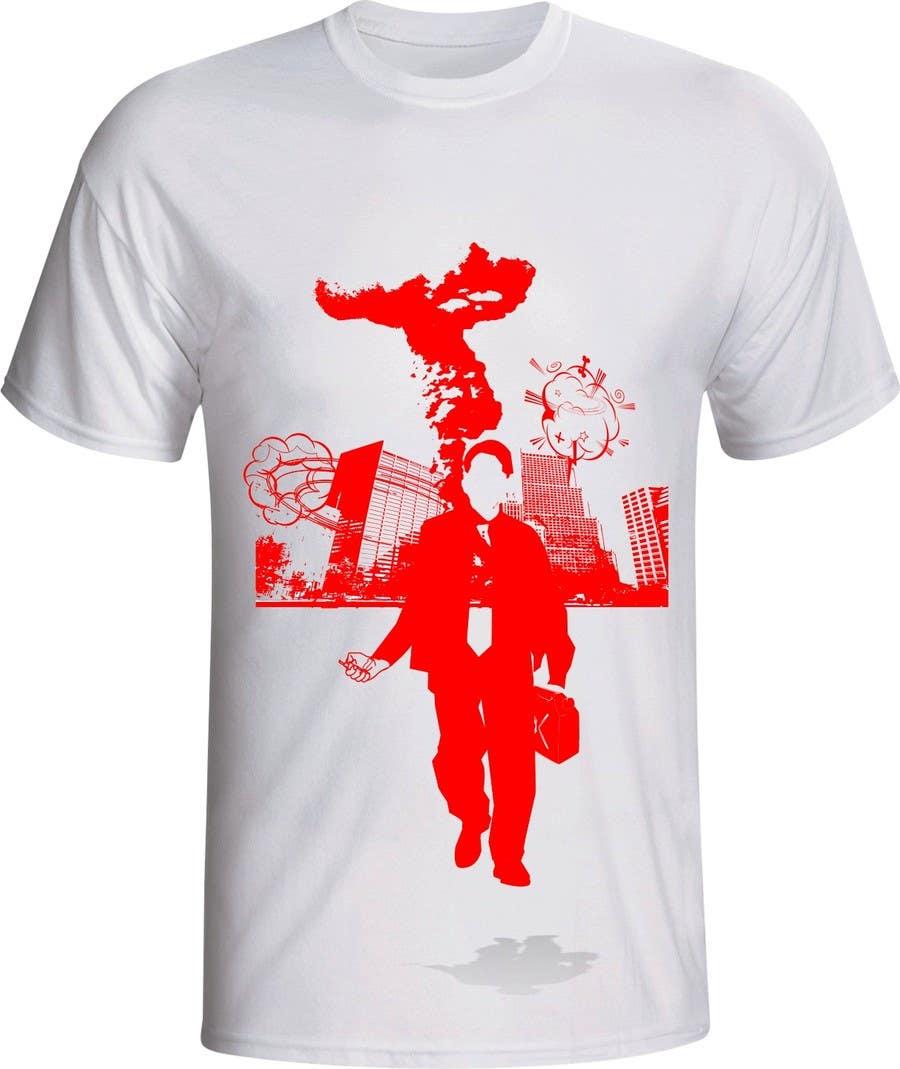 Contest Entry #9 for Design a T-Shirt