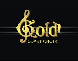 #261 untuk Logo Design for Gold Coast Choir oleh lastmimzy