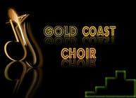 Graphic Design Kilpailutyö #368 kilpailuun Logo Design for Gold Coast Choir
