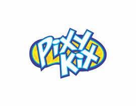 DesignApt tarafından Pixy Kix Logo için no 4