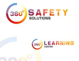 nº 45 pour Design a Logo for 360 Safety Solution and 360 Learning Center par NabilEdwards