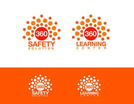 nº 53 pour Design a Logo for 360 Safety Solution and 360 Learning Center par nmaknojia