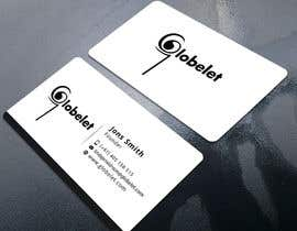 Nro 29 kilpailuun Globelet Business Cards käyttäjältä mdrokib1997