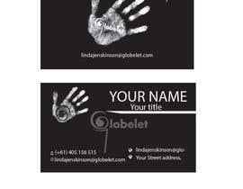 Nro 7 kilpailuun Globelet Business Cards käyttäjältä ayubnoman