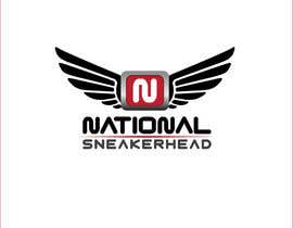 #22 para Design a Logo for National Sneakerhead por ixanhermogino