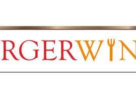 Nro 18 kilpailuun Design a burger restaurant store sign käyttäjältä Akaveen