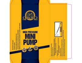 #35 for New Bike brand / box design by sisdezign