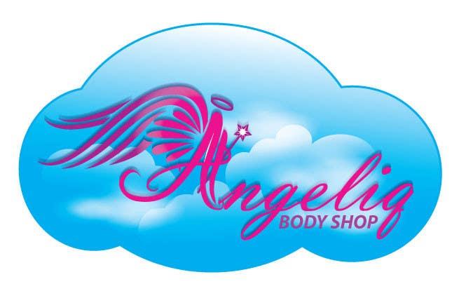 Penyertaan Peraduan #69 untuk I need some Graphic Design for an  Angel Logo