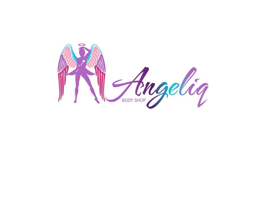 Penyertaan Peraduan #118 untuk I need some Graphic Design for an  Angel Logo