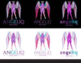 #131 para I need some Graphic Design for an  Angel Logo por arteastik