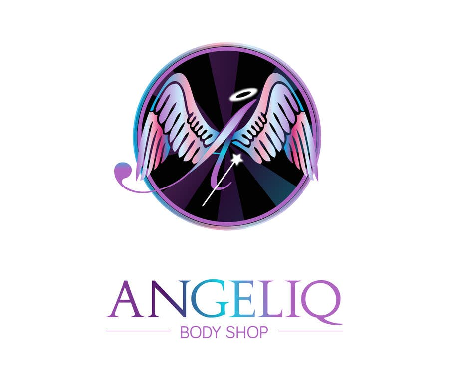 Penyertaan Peraduan #151 untuk I need some Graphic Design for an  Angel Logo