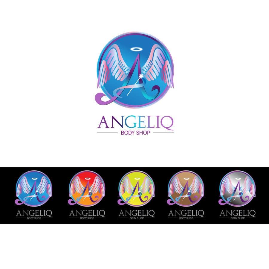 Penyertaan Peraduan #167 untuk I need some Graphic Design for an  Angel Logo