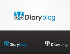 #37 for Design a Logo for Diaryblog by budisjati