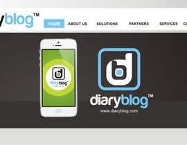#40 for Design a Logo for Diaryblog by nirvannafamily