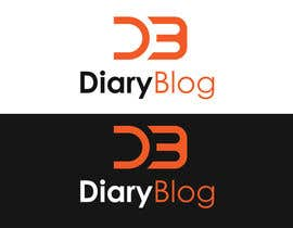 #45 for Design a Logo for Diaryblog by yogeshbadgire