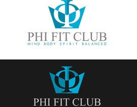 EstrategiaDesign tarafından Phi Fit Club için no 16