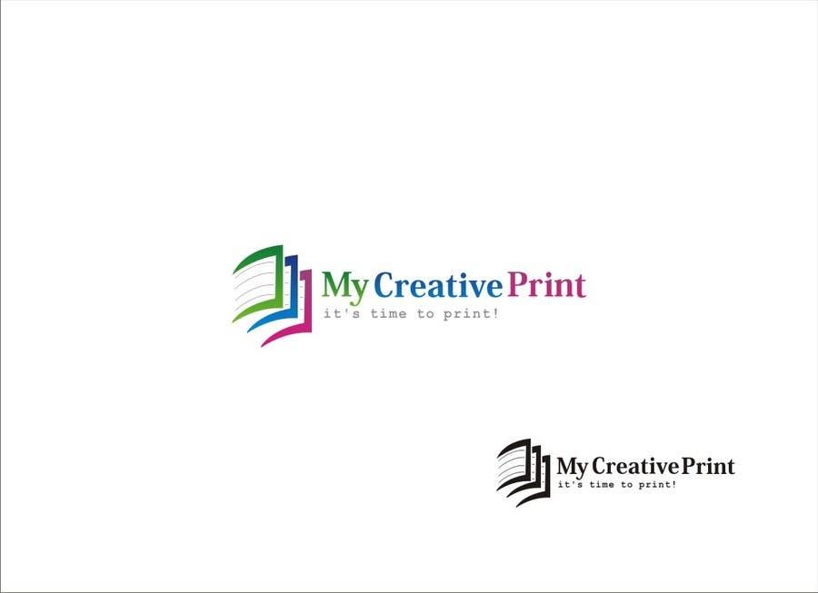 Kandidatura #                                        139                                     për                                         Logo Design for mycreativeprint.com
