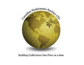 #90 untuk Design a Logo for Canadian Numismatic Rarities (CNR) oleh Ferrignoadv