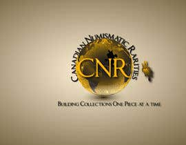 #16 para Design a Logo for Canadian Numismatic Rarities (CNR) por manuel0827