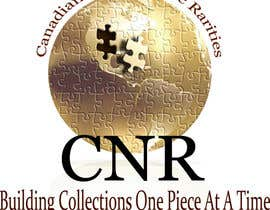 #95 para Design a Logo for Canadian Numismatic Rarities (CNR) por passion4creation