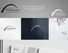 Nro 135 kilpailuun McGavern Logo käyttäjältä panameralab
