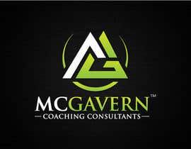 Nro 134 kilpailuun McGavern Logo käyttäjältä pratikshakawle17