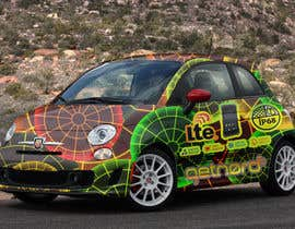 Aabir123 tarafından Design Rally car graphics için no 2