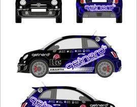 manfredslot tarafından Design Rally car graphics için no 10