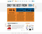 Contest Entry #24 for Website Design for Trin-iT Software Solutions