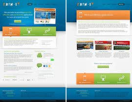 #28 untuk Website Design for Trin-iT Software Solutions oleh andrewnickell