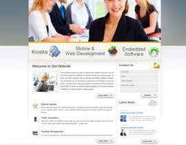 #37 для Website Design for Trin-iT Software Solutions от monikjee