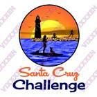 Contest Entry #67 for Illustration Surfer Sunset Santa Cruz Dog LOGO contest
