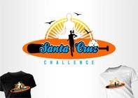 Contest Entry #110 for Illustration Surfer Sunset Santa Cruz Dog LOGO contest