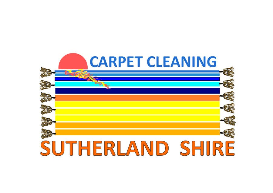 Konkurrenceindlæg #24 for Design a Logo for sutherland shire carpet cleaning