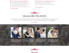 bestwebthemes tarafından Design for wedding website için no 9