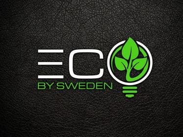 "hunnychohan1995 tarafından Logo Competition ""Eco by Sweden"" için no 328"
