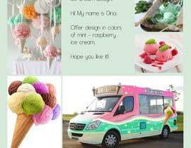 Nro 24 kilpailuun Ice cream van design käyttäjältä belikdina