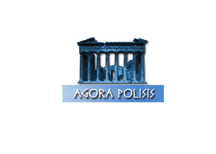 #11 for Design a Logo for the name agorapolisis by DanielAlbino