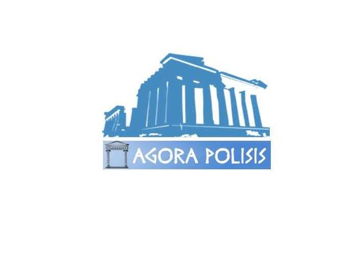 #50 for Design a Logo for the name agorapolisis by DanielAlbino