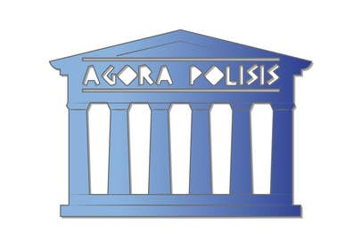 #17 for Design a Logo for the name agorapolisis by SerenityBlue1