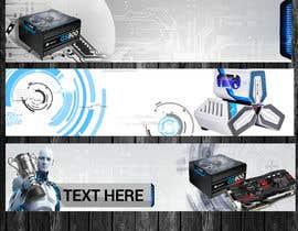 Nro 20 kilpailuun Need 3 quality images designed for a computer tech website käyttäjältä adidoank123